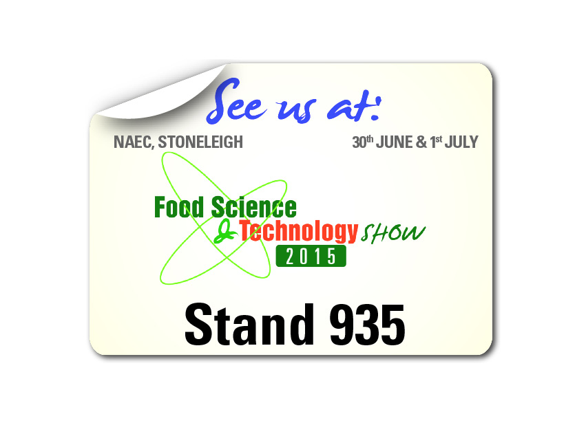 Aurora Ceres Partnership ltd at Food Science and Technology Show stand 935